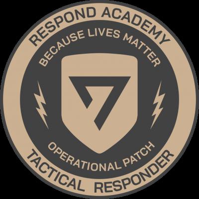 Kurzy Respond Academy patch