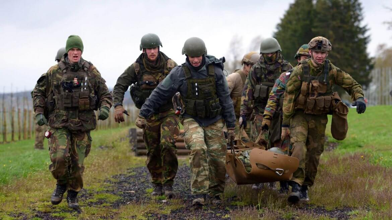 TCCC – Tactical Combat Casualty Care 3