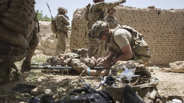 TCCC – Tactical Combat Casualty Care 2