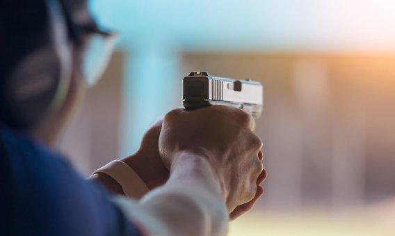 Kurz civilnej obrannej streľby 1